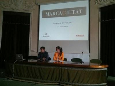 Tarragona acull el Seminari Marca Ciutat 2014