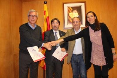 Tarragona Ràdio i PIMEC Comerç Tarragona difondran continguts sobre la realitat econòmica i comercial de la ciutat