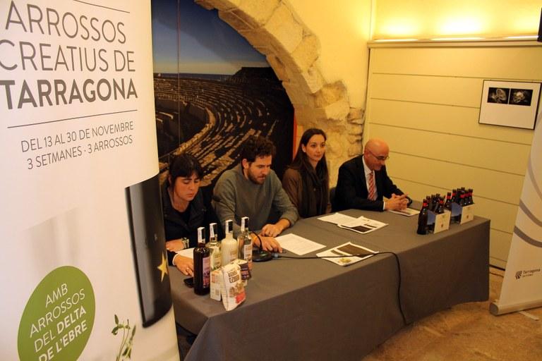 Turisme i l'Associació de Restaurants Art-e presenten la 3a edició de les Jornades de l'Arròs