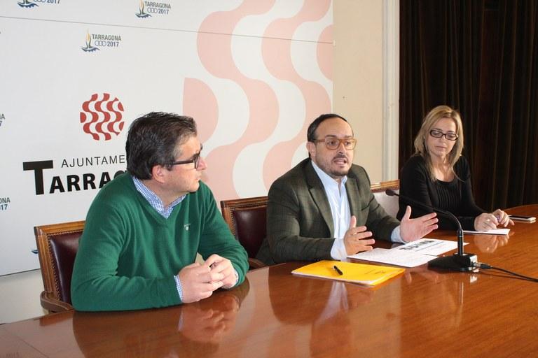 """Alejandro Fernández: """"La Marca Tarragona serà una prioritat estratègica d'aquest equip de govern"""""""