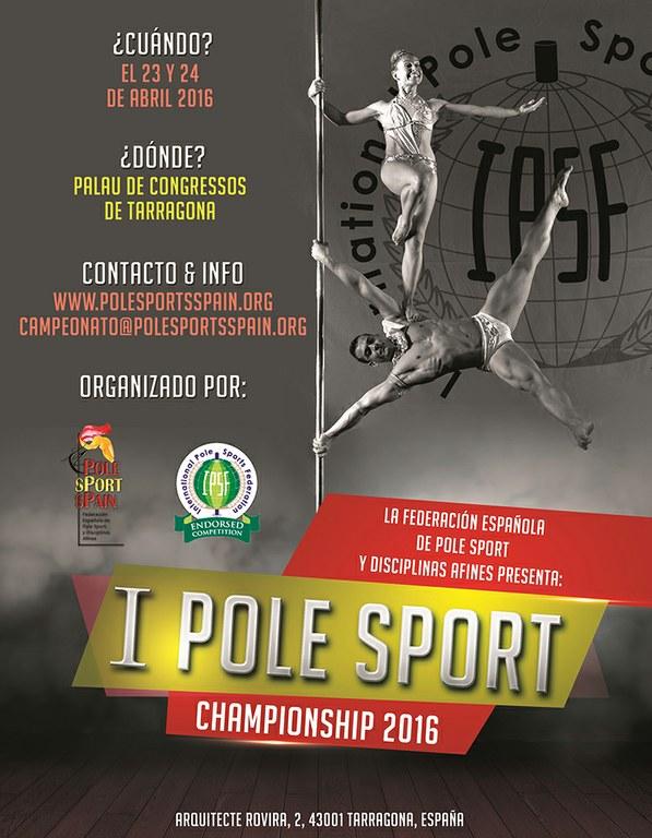 El I Campionat de Pole Sport se celebra a Tarragona