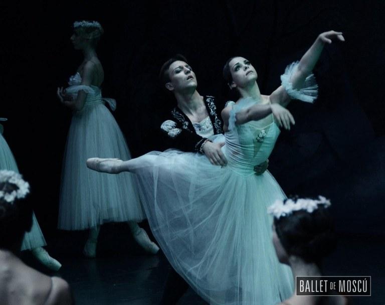 """La tràgica història de """"Giselle"""" interpretada pel Ballet de Moscou"""