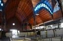 Les obres de remodelació de l'edifici del Mercat Central acabades