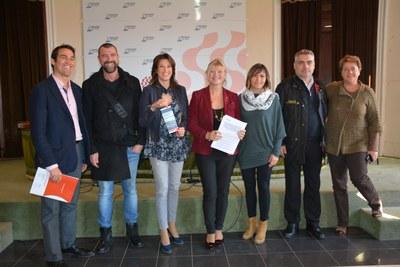 Tarragona crea una Zona d'Acolliment de Creueristes que visiten la ciutat