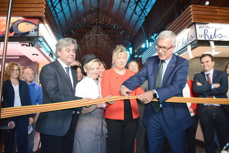 El Mercat Central de Tarragona ja ha obert portes