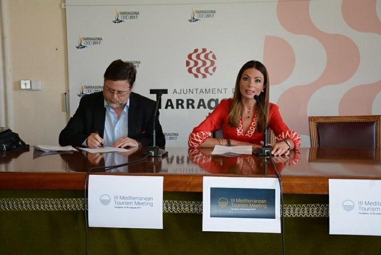 Tarragona acull la 3a Edició del Mediterranean Tourism Meeting el dilluns 22 de maig