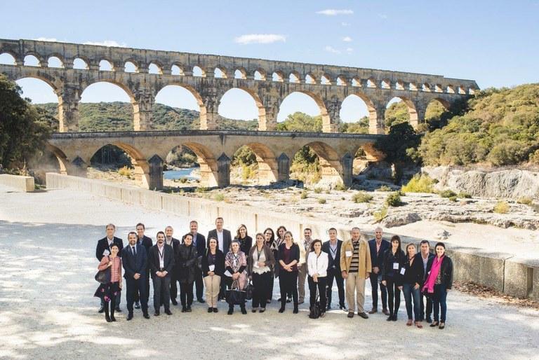 Tarragona continua el treball com a integrant de la nova ruta turística de ciutats de l'Antiga Europa que impulsen la UNESCO i National Geographic