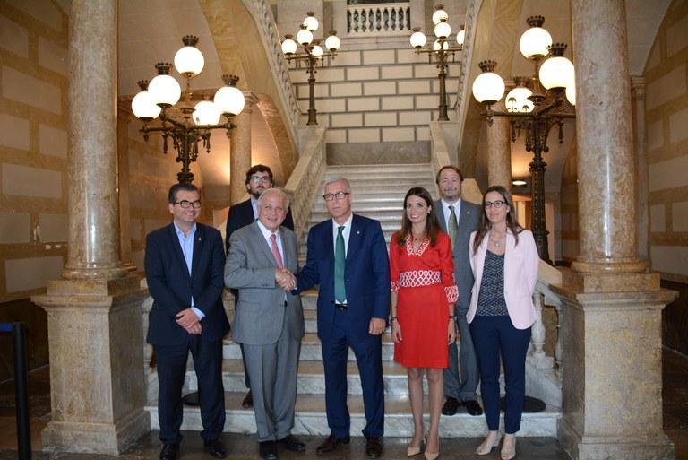 Tarragona i Miami treballaran conjuntament per potenciar el turisme i la cultura entre les dues ciutats