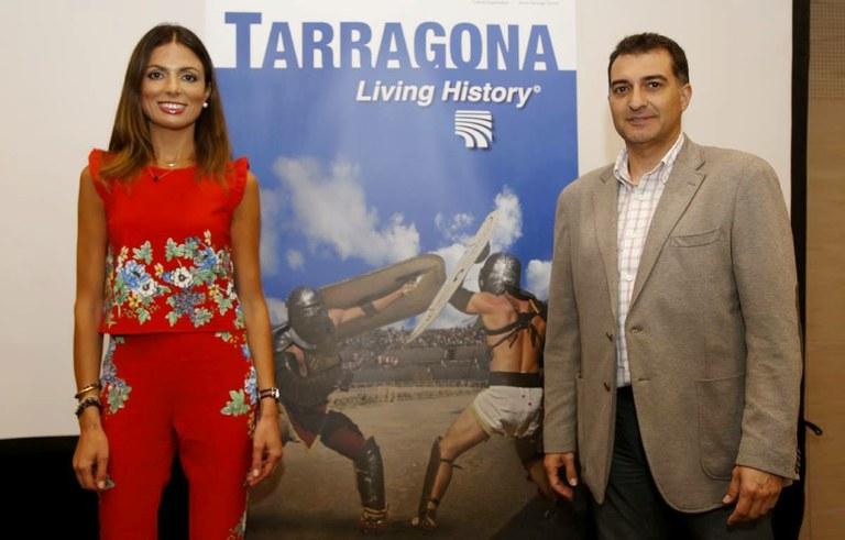 Tarragona Turisme es promociona a Barcelona, València i Saragossa