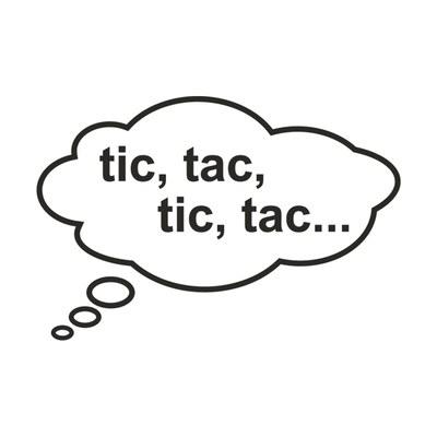 """Canvi d'escenari de les representacions de l'espectacle """"Tic-tac, tic-tac..."""""""