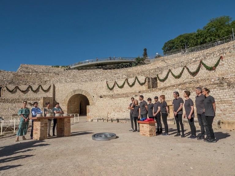 Diumenge s'emet el programa Masterchef Celebrity enregistrat a Tarragona
