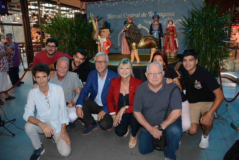El 22 de novembre s'inaugurarà el carillò del Mercat Central
