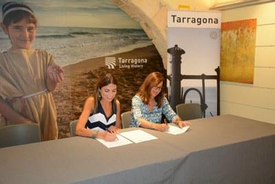 El Patronat Municipal de Turisme i la FEHT inicien una col·laboració per a la promoció turística conjunta de la ciutat
