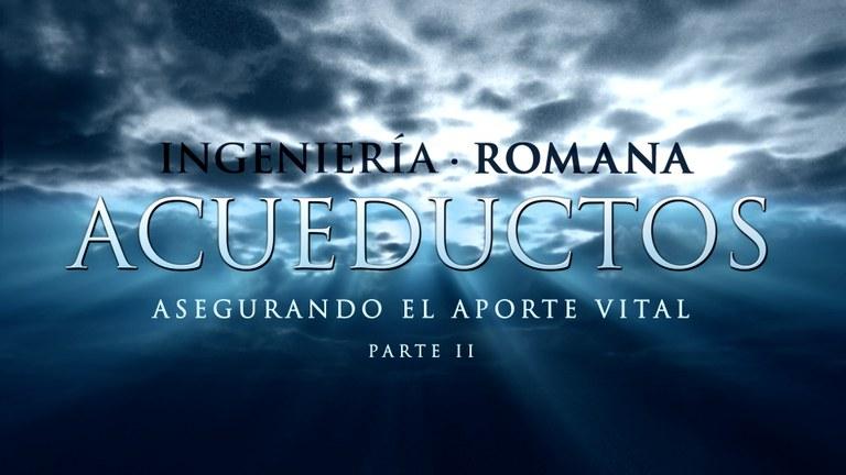 """Ja es poden recollir les invitacions per a la preestrena dels nous capítols de la innovadora sèrie """"Ingeniería romana"""""""