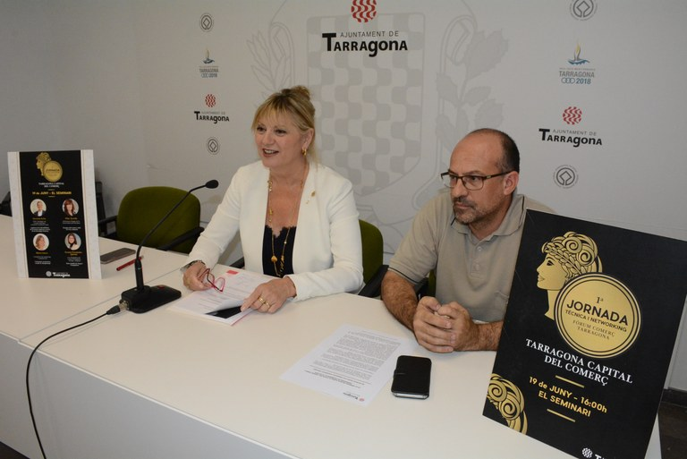 La 1a Jornada Tècnica sobre el futur del comerç urbà a Tarragona se celebrarà el 19 de juny