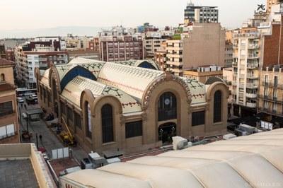 L'Ajuntament recepcionarà la plaça Corsini la setmana vinent