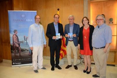 L'alcalde Ballesteros reconeix l'esforç dels càmpings en la promoció de les activitats de la ciutat