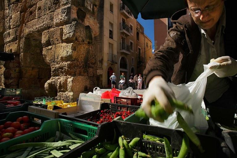 Espimsa iniciarà un pla d'inversions de més d'un milió d'euros per a millorar els mercats ambulants el 2019