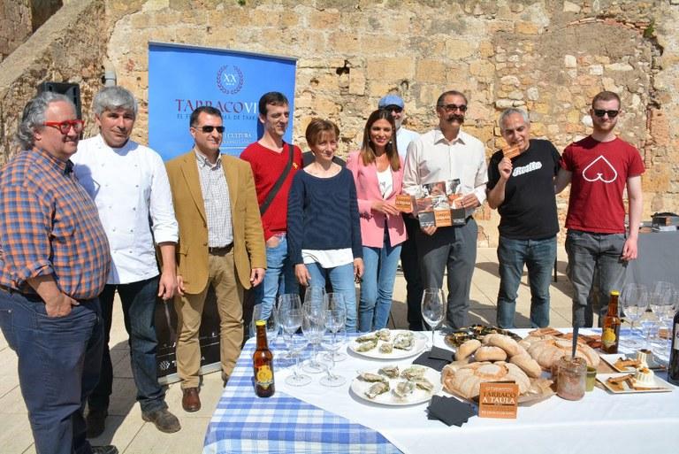 Les jornades gastronòmiques Tàrraco a Taula se celebraran de l'11 al 27 de maig