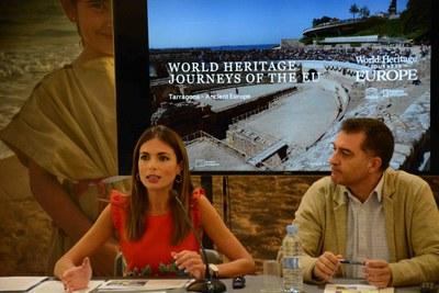 Tarragona avança en la promoció del turisme cultural i sostenible amb 'World Heritage Journeys of Europe'