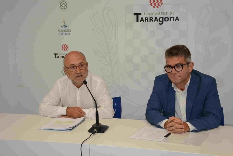 Tarragona i Reus es promocionen conjuntament per captar inversions