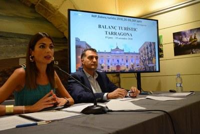 Tarragona manté les bones dades d'ocupació turística