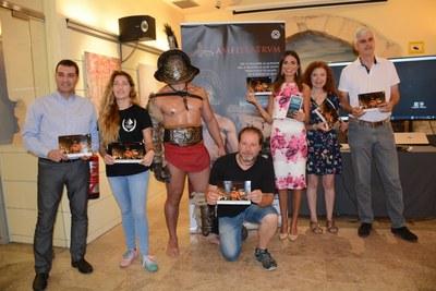 Tarragona Turisme omple les nits d'estiu a l'Amfiteatre amb l'espectacle de gran format 'Amfiteatrum'