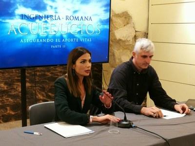 """Dijous, 14 de febrer, s'estrenen a la 2 els nous capítols de la innovadora sèrie """"Ingeniería romana"""""""