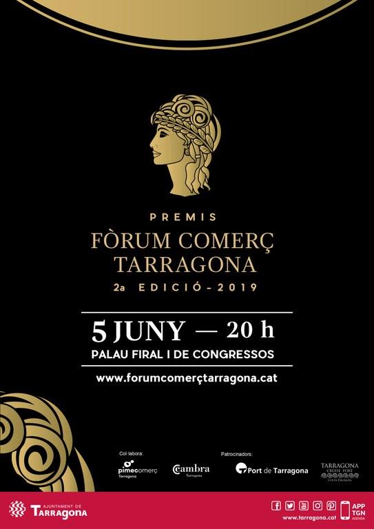 El dia 5 de juny se celebrarà la segona edició dels Premis Fòrum Comerç