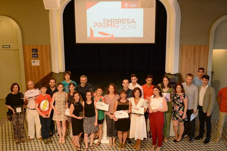 Els Premis Tarragona Impulsa distingeixen el millor talent emprenedor del territori