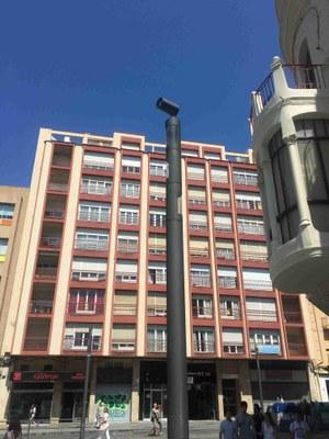 Es reforçarà l'enllumenat de la façana i de l'entorn del Mercat Central