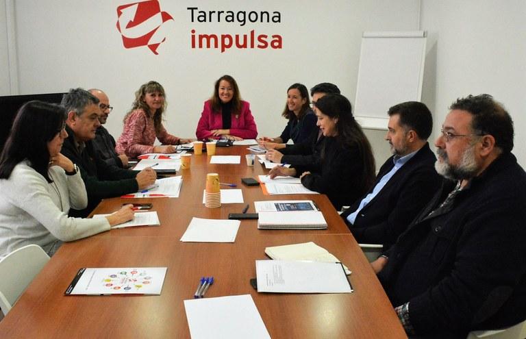 L'Ajuntament de Tarragona crea la Taula de Desenvolupament Econòmic per coordinar els projectes entre les diferents conselleries i agents econòmics externs