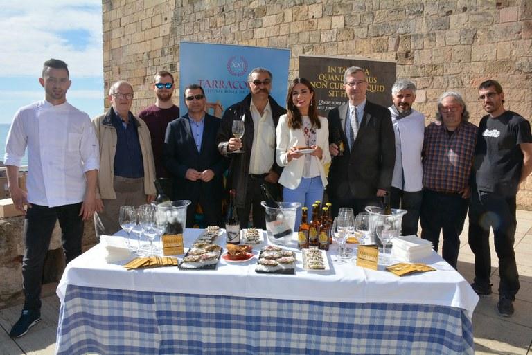 La 22a edició de les jornades gastronòmiques Tarraco a Taula se celebrarà del 3 al 19 de maig