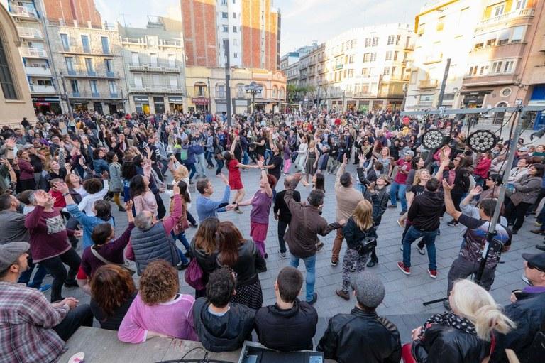 La 25a edició del Festival Dixieland finalitza omplint de música i ball els carrers de Tarragona