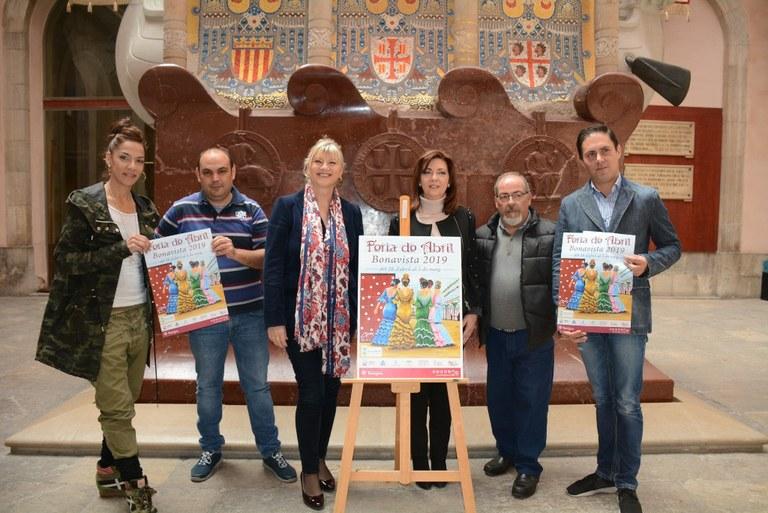 La Feria de Abril de Bonavista s'obrirà el divendres 26
