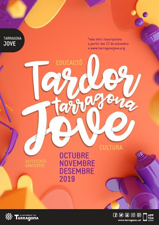 La Tardor Tarragona Jove s'amplia fins a 60 propostes per potenciar el vessant educatiu i cultural