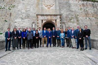 L'alcalde Ricomà participa a l'Assemblea General del Grup de Ciutats Patrimoni de la Humanitat