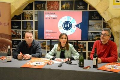"""Nou restaurants participen en la 9a edició de """"La Part Alta somriu a la crisi"""""""
