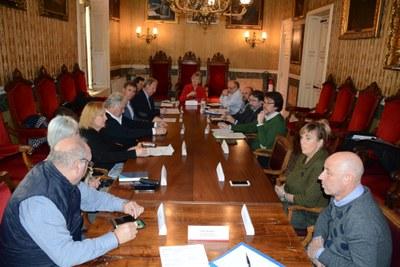Segona trobada per elaborar el Pla d'Acció dels locals no ocupats
