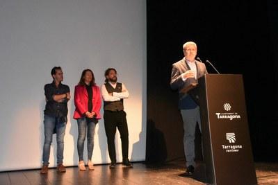 """Tarragona acull la preestrena de l'episodi de la sèrie """"Ciudades Españolas Patrimonio de la Humanidad"""" dedicat a la nostra ciutat"""
