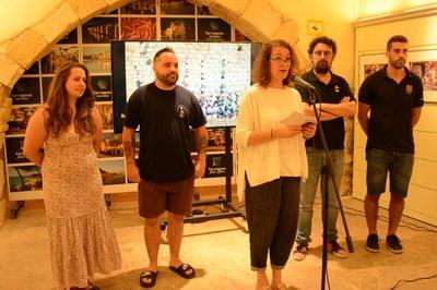 «Tarragona, ciutat de castells» engega temporada amb les exhibicions castelleres a la catedral