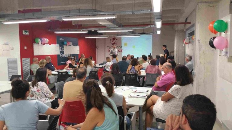 Tarragona Impulsa acull la IV Jornada de Promoció de l'Emprenedoria per al Professorat