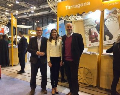 Tarragona repeteix amb estand propi a FITUR per segon any consecutiu