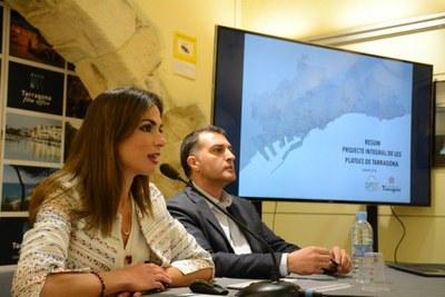 Tarragona Turisme du a terme un estudi sobre les platges de la ciutat per traçar línies d'actuació de la gestió turística