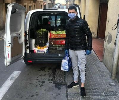 Els mercats municipals de Tarragona inicien un recapte d'aliments per a entitats del tercer sector