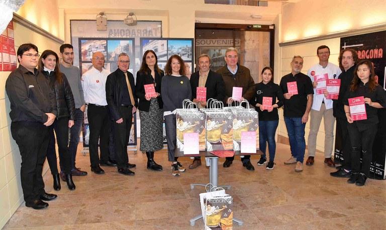 En marxa la nova ruta gastronòmica de Tarragona GastroDelirium
