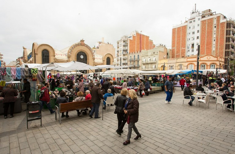 Espimsa i el Col·legi d'Arquitectes de Catalunya impulsaran un concurs d'idees per humanitzar i pacificar la plaça Corsini