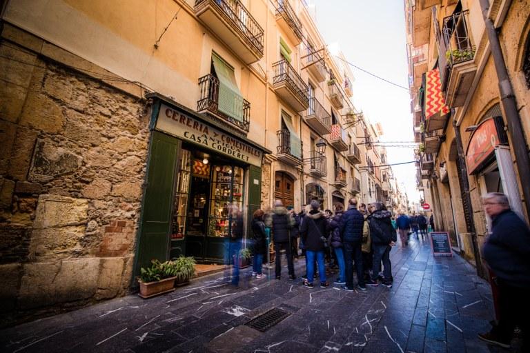 L'Ajuntament de Tarragona prepara un directori en línia sobre els comerços que presten servei durant els dies de confinament