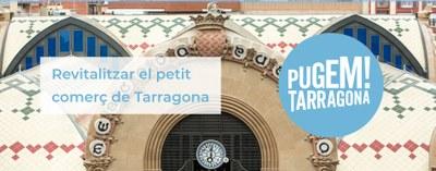 La campanya de dinamització comercial 'Pugem Tarragona' es reprèn aquest dissabte