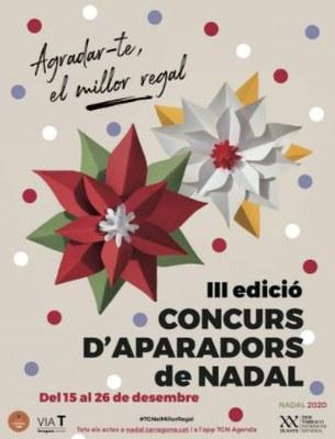 L'Ajuntament de Tarragona organitza un concurs d'aparadors nadalencs